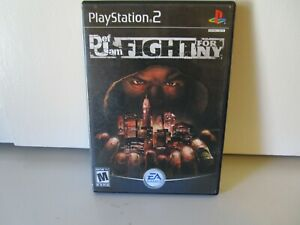 Def Jam: Fight for NY PlayStation 2, 2004 PS2 EA Games
