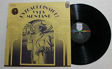 YVES MONTAND Extraordinaire LP Philips Rec PCC-633 VG++ 0D