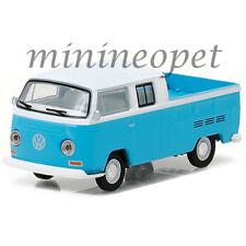 GREENLIGHT 29860 C 1968 VW VOLKSWAGEN T2 TYPE 2 DOUBLE CAB PICK UP TRUCK 1/64