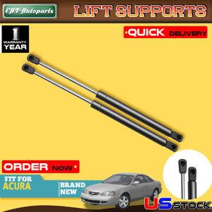 X Bonnet Hood Lift Supports Shock Struts Fit Acura CL TL - 2000 acura tl hood