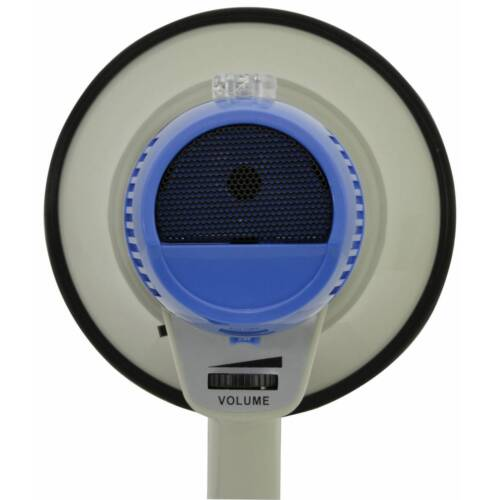 Adastra Portable Megaphone with Siren 10W Crowd Control Announcements