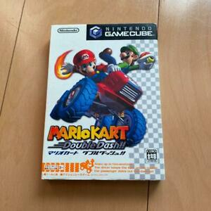 USED-Gamecube-Mario-Kart-Double-Dash-NTSC-J-Japanese-version
