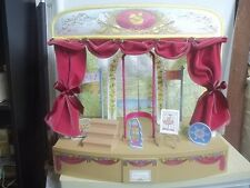 American Girl Angelina Ballerina Stage Set AND ACCESSORIES ESTATE FIND