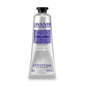 L'Occitane Lavender Harvest Hand Cream (New Packaging Travel Size) 30ml