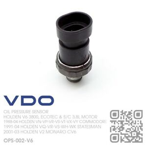 VDO-OIL-PRESSURE-SENSOR-V6-ECOTEC-3-8L-HOLDEN-VS-VT-VU-VX-VY-COMMODORE-WH-WK