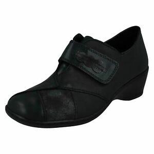 Sur 47152 Petit Chaussure Femmes Détails À Rieker Talon AL5j34Rq