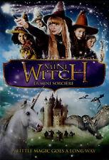 NEW CHILDREN  DVD // THE MINI WITCH // Rachelle Verdel, Porgy Franssen, Annet Ma