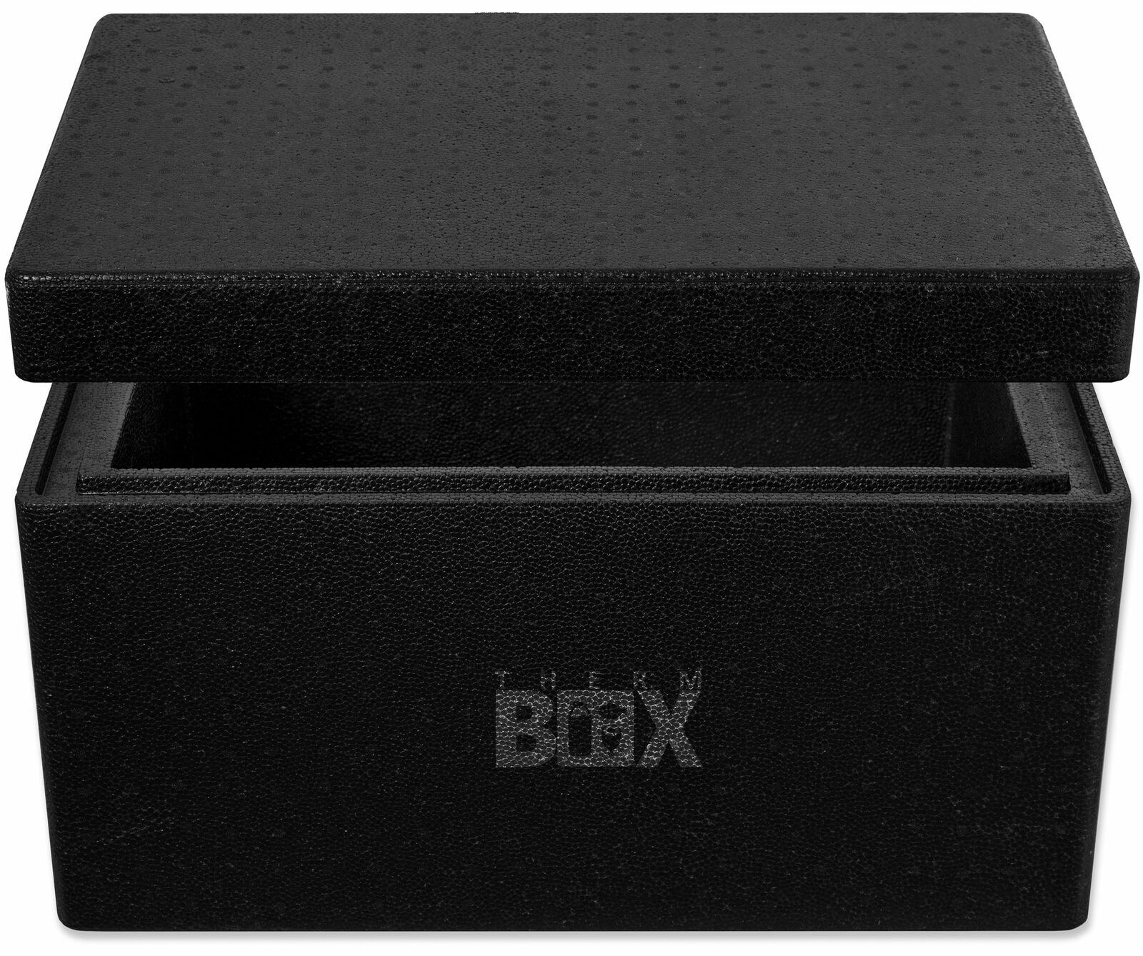 Therm-Box Innenmaß 51x30x24cm   Wiederverwendbar Isolierbox Thermobox Kühlbox