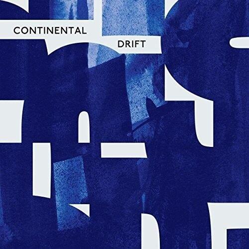 Various Artists - Continental Drift / Various [New CD] UK - Import