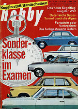 hobby 21/63 1963 Craig Breedlove Renault R8 GM Monza GT Ford Cortina Vauxhall Vi