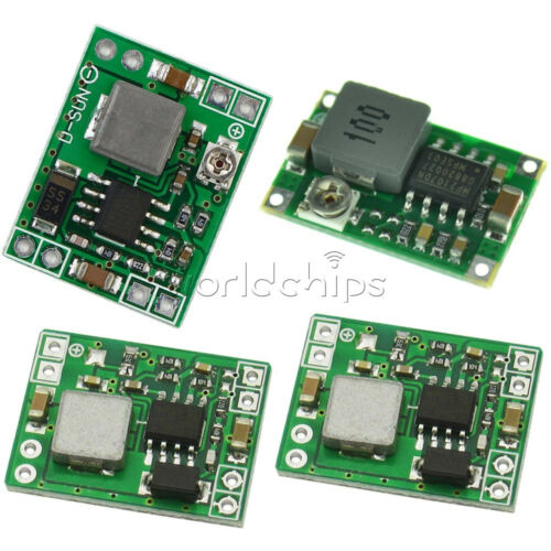 DC Mini 3.3//5V 3A Step down Buck Adjustable Power Supply Module Replace LM2596S
