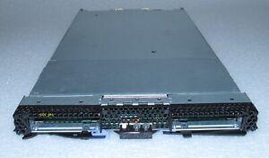 IBM-Lenovo-HS23-Blade-Center-Server-2x-E5-2620-v2-128GB-MEM-2x-300GB-HDD