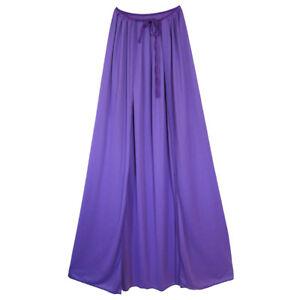 48-034-Adult-Purple-Cape-HALLOWEEN-SUPERHERO-MARDI-GRAS-KING-MEDIEVAL-COSTUME