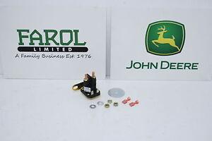 Genuine-John-Deere-Solenoid-Kit-AUC10907-L100-L105-L108-L110-LA100-LA125-LA165