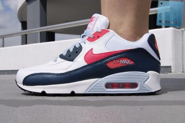 quality design 4f16b ca649 NIKE AIR MAX 90 2007 YOUTH(GS) Size 5Y 345017-117 White