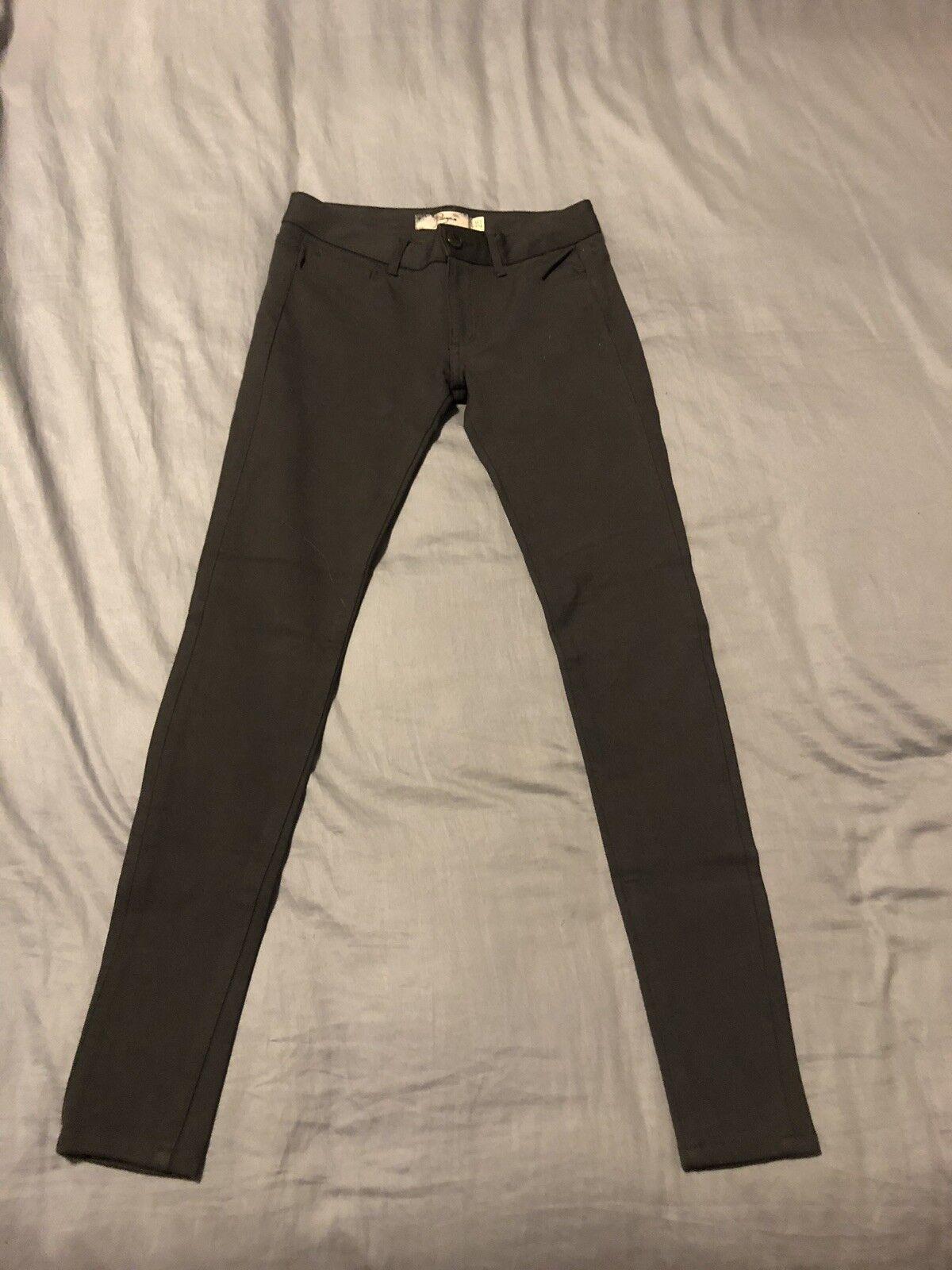 NWOT Women's Paige Denim Peg Super Skinny Pant Jeans sz 25