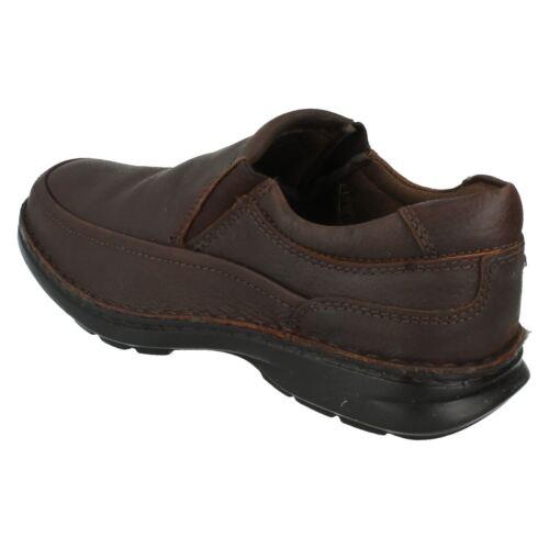 Easyflex À Hommes 32009 Chaussures Enfiler Marron 7qqzwpvZ