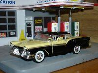 1957 Ford Fairlane 500 Tutone Black & Yellow, 1/43 Unopened