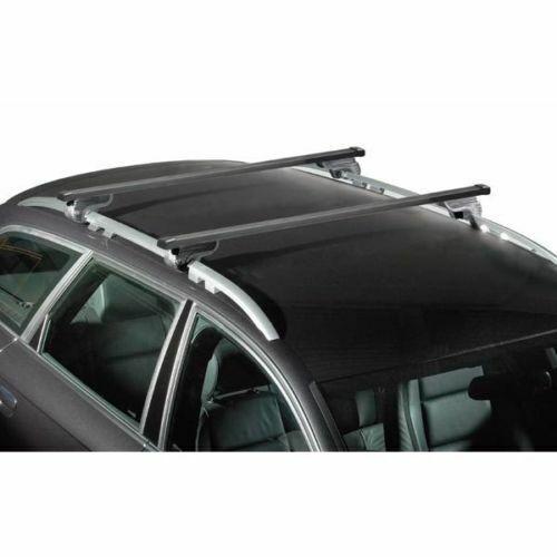 BARRES DE TOIT EN ACIER VW TOURAN SHARAN TOUAREG de 1995 à 09/2015