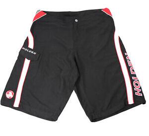 Holden-Mens-Board-Shorts-Size-33-Brown-Floral-Surf-Swim-Beach-Target-Brand
