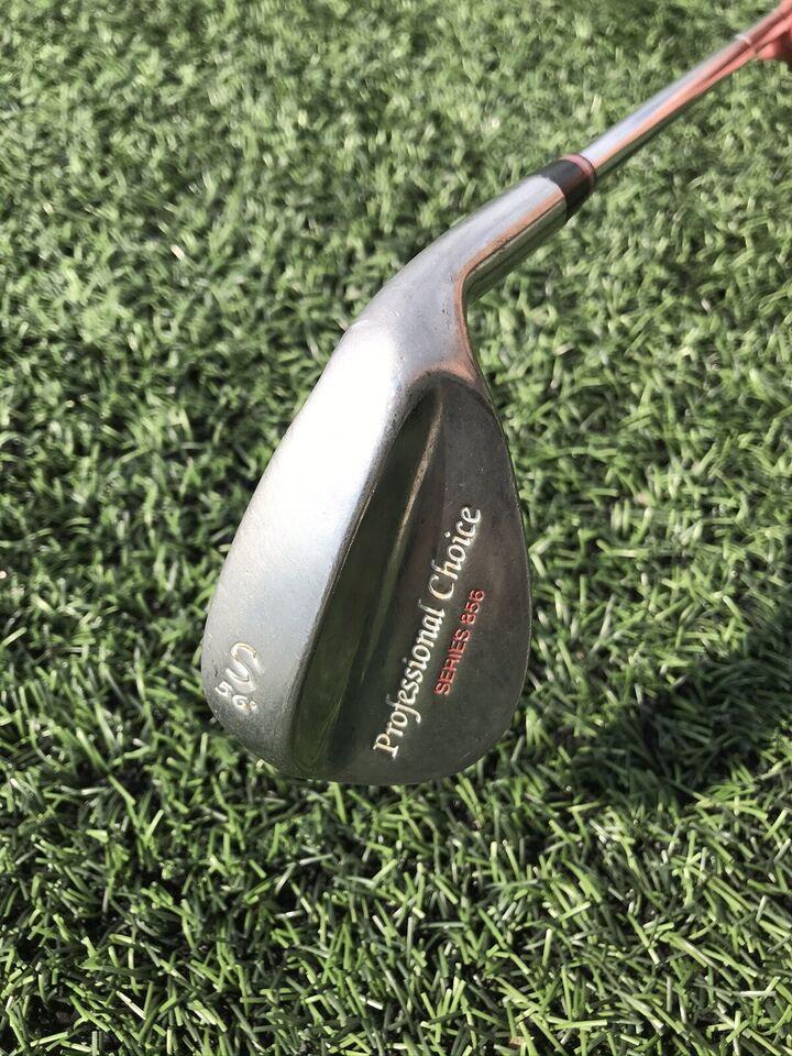 Sandwedge, stål, Professional Choice Series 856 56 grader