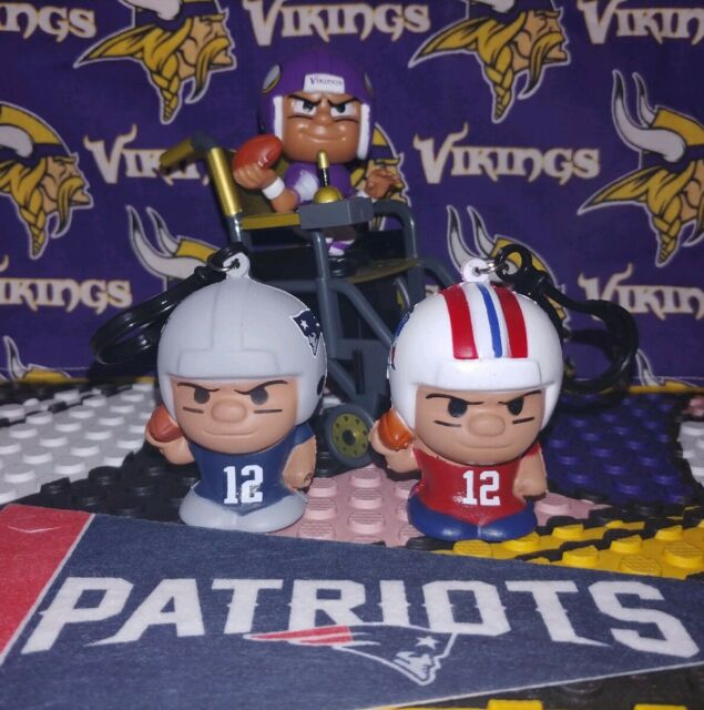 2er-Set New England Patriots NFL Phone Game Characters Sports Suckerz