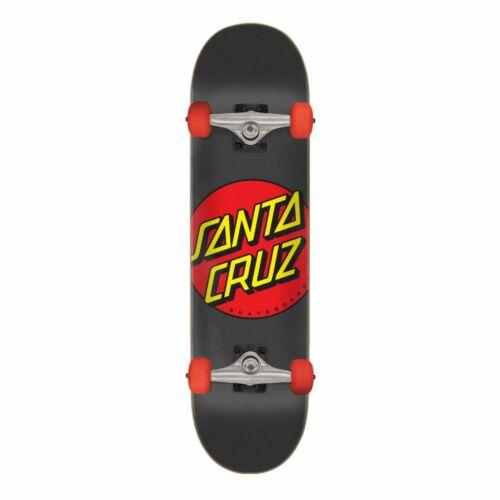 "7.25/"" SANTA CRUZ classic dot Super Micro completa skateboard"