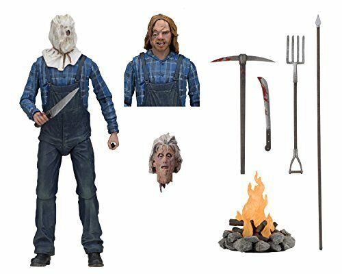 Friday The 13th 7 Scale Action Figure-Ultimate Part 2 Jason Voorhees, Halloween