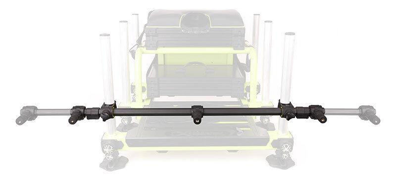 FOX Matrix 3D allungabile barra degli strumenti Nuova Sede di Pesca Grossa Scatola Accessorio Bar