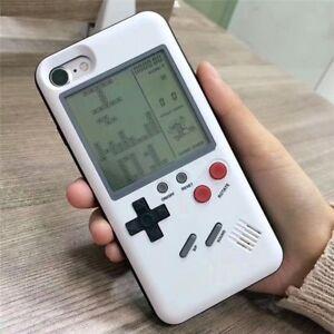 White-Mini-Tetris-Console-LGC01-8-Classic-Games-Case-For-iphone-6-plus-6s-plus