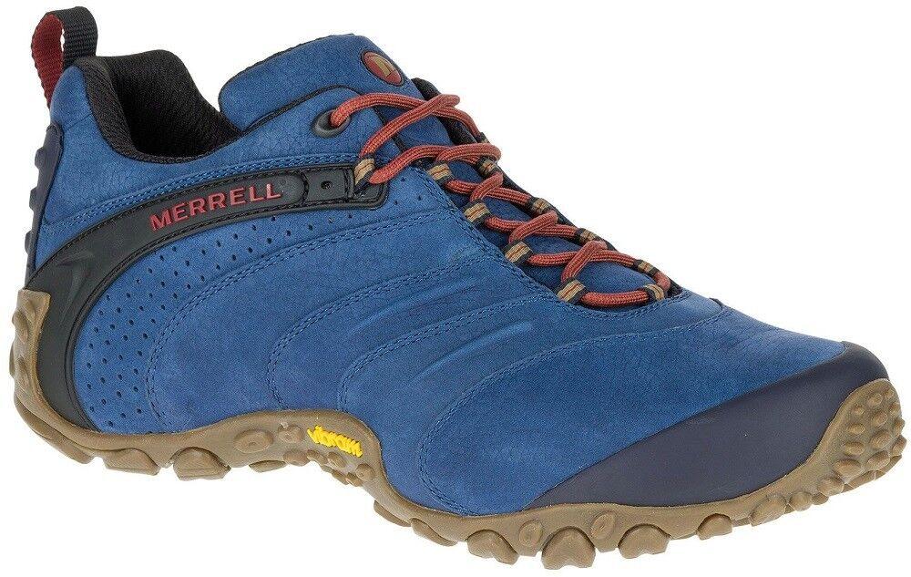 MERRELL Chameleon II LTR J36879 Outdoor Hiking Trekking Trainers shoes Mens New