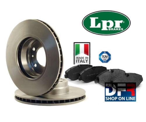 KLL25 PASTIGLIE DISCHI FRENO LPR ALFA ROMEO MITO 1,6 MJT 88KW 120 HP