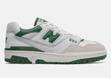 New Balance 550 White Green - BB550WT1 - DS Size 10.5