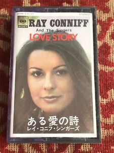 ray-conniff-amp-the-singers-love-story-japanese-music-card-cassette