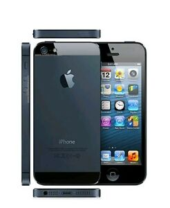Apple iPhone 5 64GB Mobile Phone (Black)
