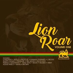 Various-Artists-Lion-Roar-1-Various-New-CD