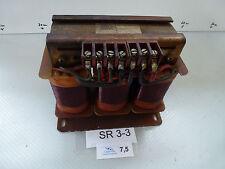 B&C TIPO Transformator VA 580, V1 380, V2 18