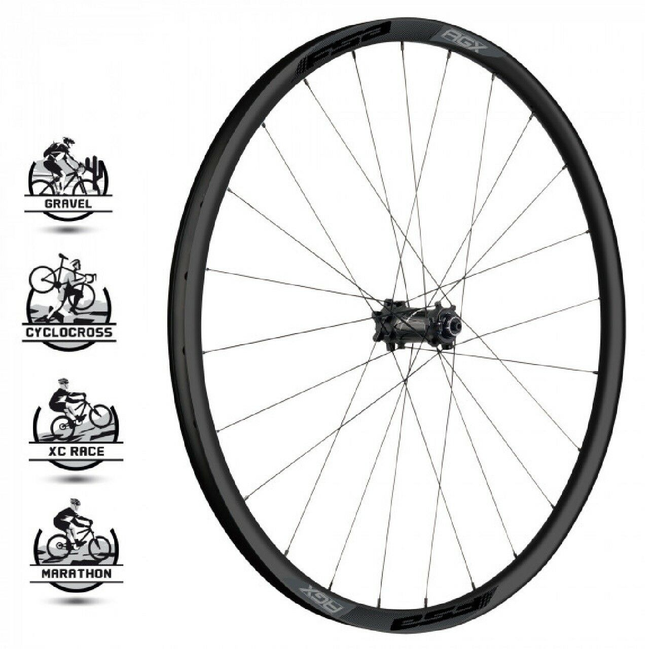 FSA Afterburner 29  AGX  Alloy Wheelset 29x24H Disc Brake (6Pawl) Shimano (pair)  supply quality product