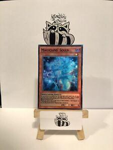 Yu-Gi-Oh Super Rare Proxy Custom Card Magicians/' Soul PROXY