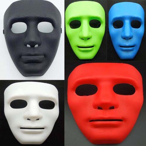 JabbaWo Mask Face Mask Halloween Party Masquerade Hip-Hop Dance Costume Cosplay