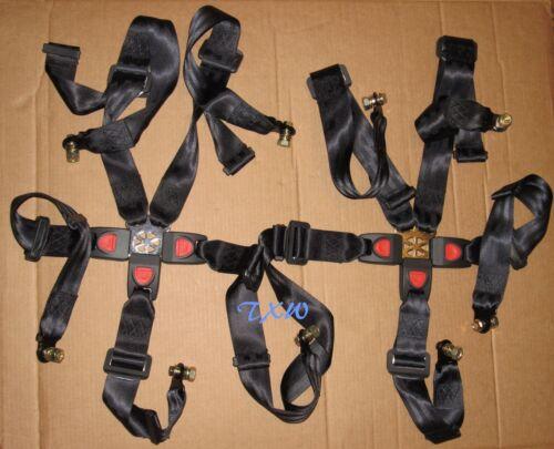 Go Kart Seat Safety Belt Harness Assembly For CARTER BRO TALON FX//GSX150 R 2R