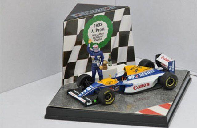 QUARTZO wc02 WC04 WC05 WC07 modèle F1 Voiture WC Andretti   Prost   G HILL   STEWART 1 43