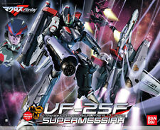 Macross Frontier VF-25F Super Messiah Valkyrie Alto 1/72 model kit Bandai
