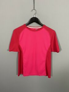BERGHAUS-TECH-T-T-Shirt-Size-UK16-Pink-Great-Condition-Women-s