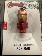 Tribe Fd016504 Iron Man 16gb USB Flash Drive