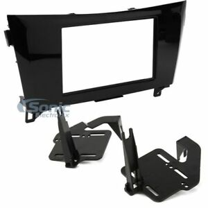 METRA-Double-DIN-Installation-Dash-Kit-for-2014-Up-Nissan-Rogue-95-7622HG