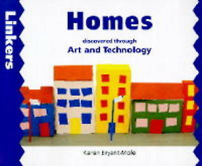 (Good)-Homes Discovered Through Art and Technology (Linkers) (Paperback)-Mukhida