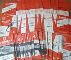 Arsenal Home Programmes, 1961-68