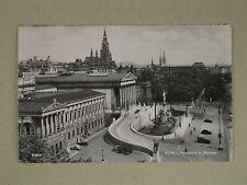 1 AK - Wien - Parlament mit Rathaus - 1954   (K89c)