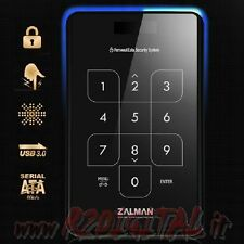 BOX ZALMAN  ZM-SHE500 ESTERNO USB 2,5 HARD DISK NOTEBOOK PC CODICE ARCHIVIAZIONE